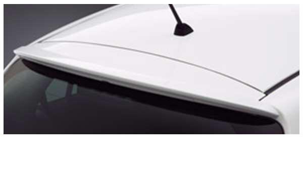 『ヴィッツ』 純正 KSP90 SCP90 NCP95 NCP91 リヤスポイラー パーツ トヨタ純正部品 vitz オプション アクセサリー 用品