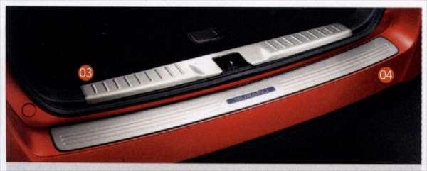 『レガシィ』 純正 BPE BP5 BLE BL5 BP9 カーゴステップパネル パーツ スバル純正部品 legacy オプション アクセサリー 用品