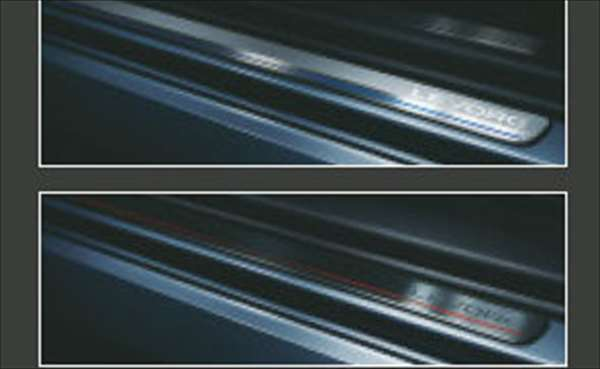 【レヴォーグ】純正 VM4 サイドシルプレート パーツ スバル純正部品 LEVORG オプション アクセサリー 用品