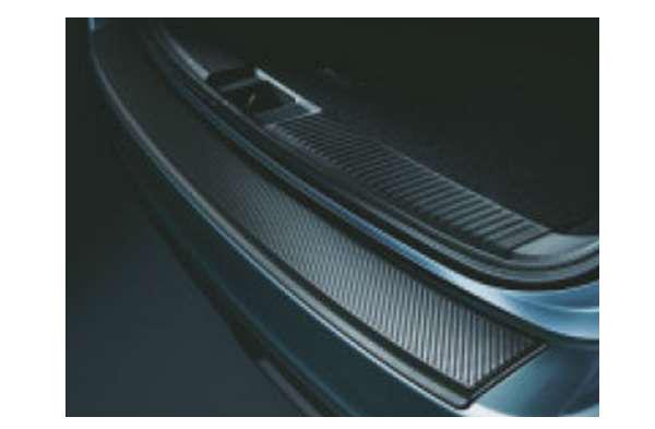『レヴォーグ』 純正 VM4 カーゴステップパネル(樹脂) パーツ スバル純正部品 リアバンパーガーニッシュ リアバンパーカバー LEVORG オプション アクセサリー 用品