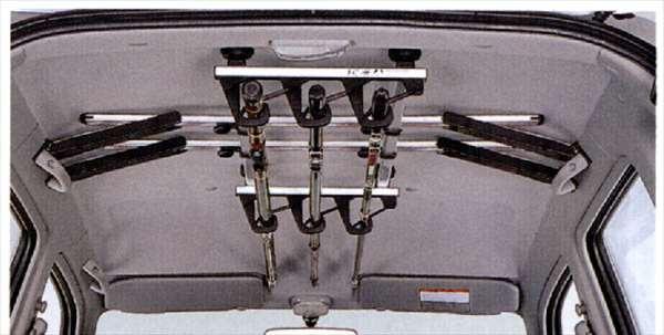 『ワゴンR』 純正 MC21 MC11 ロッドホルダー パーツ スズキ純正部品 wagonr オプション アクセサリー 用品