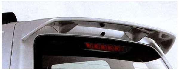 『ワゴンR』 純正 MC21 MC11 ルーフエンドスポイラー パーツ スズキ純正部品 ルーフスポイラー リアスポイラー wagonr オプション アクセサリー 用品