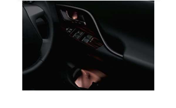 『マークXジオ』 純正 ANA10 ANA15 GGA10 ドアハンドル&ポケットイルミネーション フロント&リヤ パーツ トヨタ純正部品 markxgio オプション アクセサリー 用品