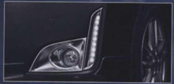 『エルグランド』 純正 PE52 TE52 PNE52 TNE52 LEDバンパーイルミネーション MFCHA パーツ 日産純正部品 ライト 照明 ドレスアップ ELGRAND オプション アクセサリー 用品
