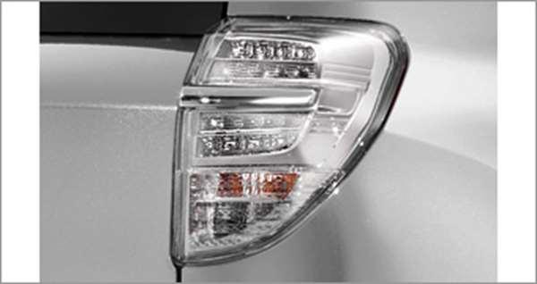 『ヴァンガード』 純正 ACA33 ACA38 GSA33 クリアコンビネーションランプ リヤ・交換式 パーツ トヨタ純正部品 テールランプ リアランプ クリアレンズ vanguard オプション アクセサリー 用品
