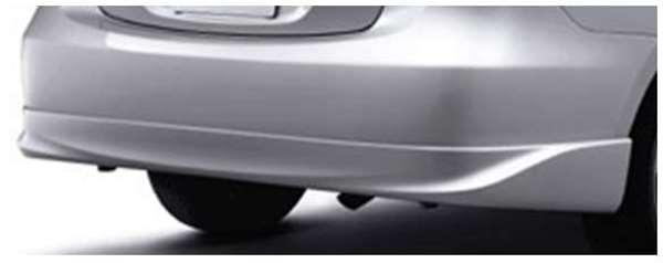 『ベルタ』 純正 SCP92 KSP92 NCP96 リヤバンパースポイラー パーツ トヨタ純正部品 belta オプション アクセサリー 用品