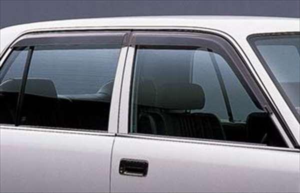 『クラウンコンフォート』 純正 TSS11 サイドバイザー パーツ トヨタ純正部品 crown オプション アクセサリー 用品