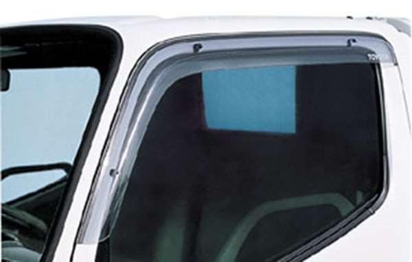 『ダイナ標準キャブ』 純正 XZU554 サイドバイザーベーシック パーツ トヨタ純正部品 ドアバイザー 雨よけ 雨除け dyna オプション アクセサリー 用品