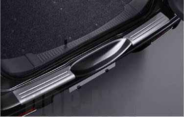 『ラッシュ』 純正 J210E リヤバンパーステップガード パーツ トヨタ純正部品 rush オプション アクセサリー 用品
