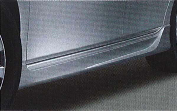 サイドマッドガード カローラフィールダー ZRE142 トヨタ純正 fielder パーツ 部品 オプション