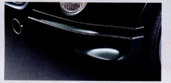 『コペン』 純正 L880K リヤロアスカート パーツ ダイハツ純正部品 copen オプション アクセサリー 用品