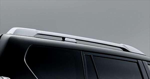 『ランドクルーザープラド』 純正 GKAGK ルーフレール カラード パーツ トヨタ純正部品 landcruiser オプション アクセサリー 用品