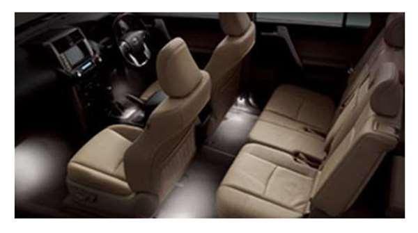 『ランドクルーザープラド』 純正 GKAGK インテリアイルミネーション 2モードタイプ パーツ トヨタ純正部品 照明 明かり ライト landcruiser オプション アクセサリー 用品