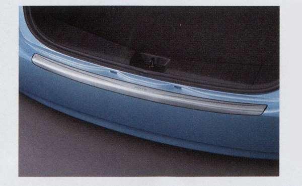 『ノート』 純正 E12 リヤバンパープロテクター HRMT0 H59103VA00 パーツ 日産純正部品 NOTE オプション アクセサリー 用品