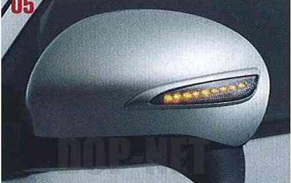 スタイリッシュドアミラーウインカー(ドアミラー貼り付けタイプ) BADW0 ジューク YF15