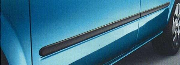 『ラフェスタ』 純正 B30 NB30 サイドガードモール RDMR0 パーツ 日産純正部品 サイドモール サイドパネル 傷防止 LAFESTA オプション アクセサリー 用品