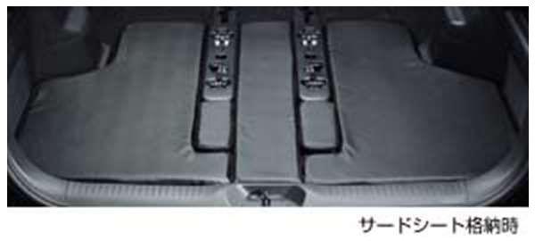 『ヴェルファイア』 純正 ANH20 ラゲージフラットマット パーツ トヨタ純正部品 vellfire オプション アクセサリー 用品