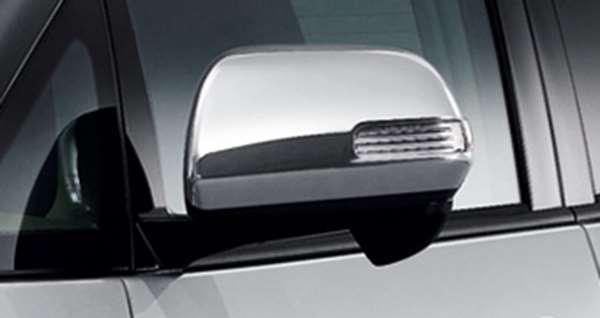 『エスティマ』 純正 GSR50W GSR55W ACR50W A メッキドアミラーカバー パーツ トヨタ純正部品 サイドミラーカバー カスタム estima オプション アクセサリー 用品