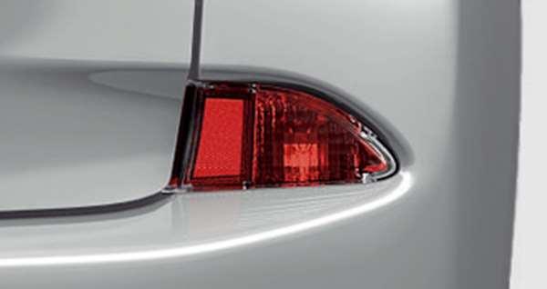 『ラクティス』 純正 NCP120 リヤフォグランプ 灯体 パーツ トヨタ純正部品 フォグライト 補助灯 霧灯 ractis オプション アクセサリー 用品
