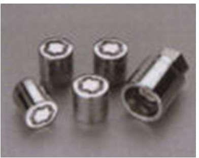 ホイールロックナットセット マックガード社製 4個セット アルト HA25S HA35S