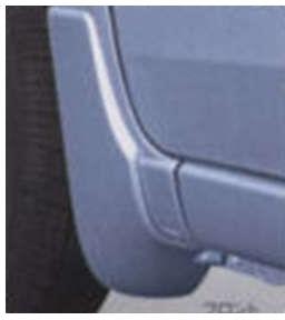 マッドフラップセット 1台分4枚セット 72201-64L01-26U アルト HA25S HA35S
