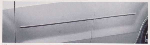『プレマシー』 純正 CREW CR3W サイドプロテクターモール パーツ マツダ純正部品 PREMACY オプション アクセサリー 用品