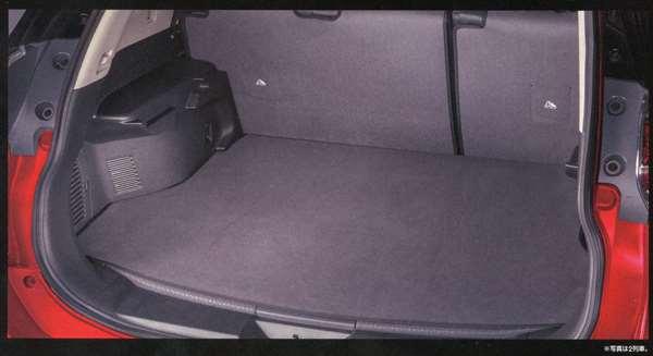 『エクストレイル』 純正 T32 ラゲッジフルカバー 3列車用 GCWC1 パーツ 日産純正部品 ラゲージシート ラゲッジシート ラゲージカバー X-TRAIL オプション アクセサリー 用品