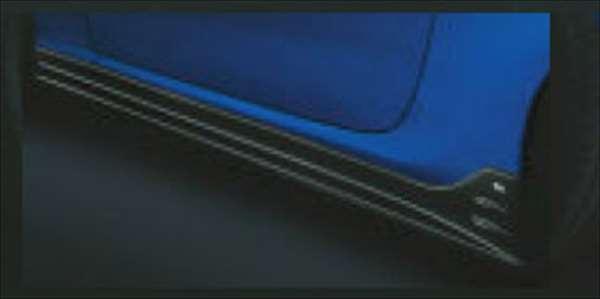『BRZ』 純正 ZC6 STI サイドアンダースポイラー パーツ スバル純正部品 サイドスポイラー カスタム エアロパーツ オプション アクセサリー 用品