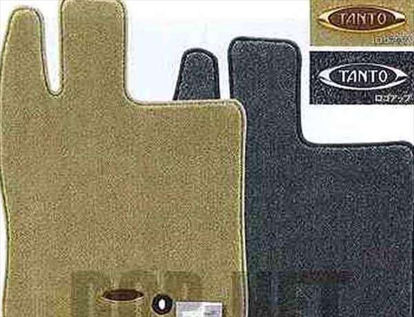カーペットマット(高級ベージュ)標準フロア用 08210-K2108-41 タント L375S L385S