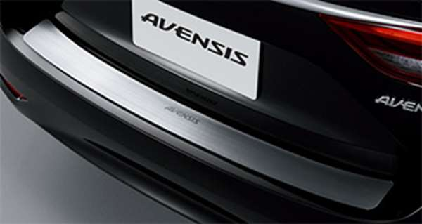 『アベンシス』 純正 ZRT272W リヤバンパーステップガード パーツ トヨタ純正部品 avensis オプション アクセサリー 用品