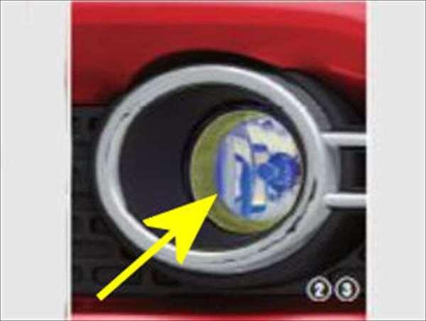 『イグニス』 純正 FF21S フォグランプのみ MZ用 左右セット ※フォグランプベゼルは別売り パーツ スズキ純正部品 フォグライト 補助灯 霧灯 ignis オプション アクセサリー 用品