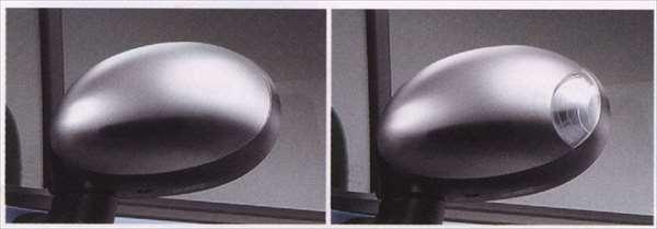 ドアミラーカバー左右セット 99000-990Y5-L02 ラパン HE22S
