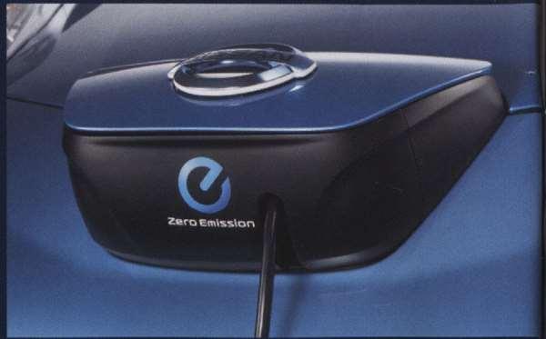 『リーフ』 純正 ZE0 充電ポートカバー EAN50 パーツ 日産純正部品 leaf オプション アクセサリー 用品