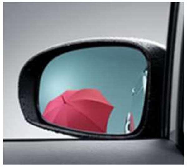 『ウィッシュ』 純正 ZGE22 レインクリアリングブルーミラー パーツ トヨタ純正部品 wish オプション アクセサリー 用品
