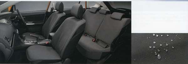 『XVハイブリッド』 純正 GPE オールウエザーシートカバー(フロント) パーツ スバル純正部品 座席カバー 汚れ シート保護 オプション アクセサリー 用品