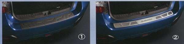 『XVハイブリッド』 純正 GPE カーゴステップパネル パーツ スバル純正部品 オプション アクセサリー 用品