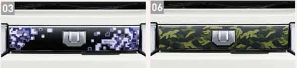 フードガーニッシュ(パズル・カモフラージュ) 08400-K2158 ウェイク LA700S