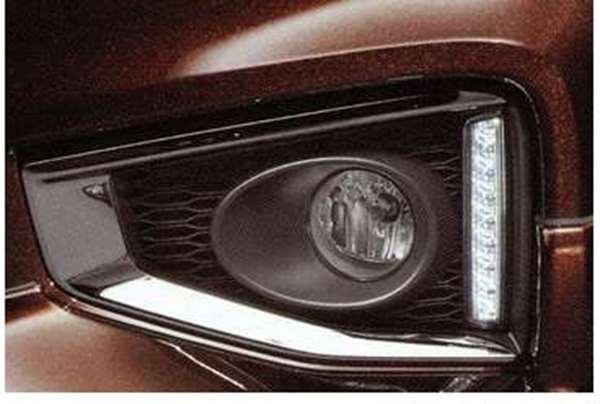 『エルグランド』 純正 PE52 LEDバンパーイルミネーション パーツ 日産純正部品 ライト 照明 ドレスアップ ELGRAND オプション アクセサリー 用品