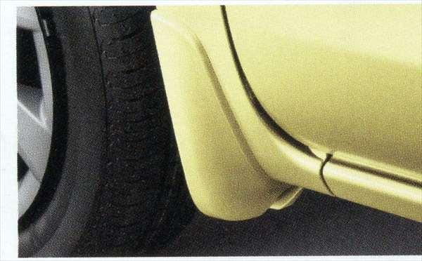『タント』 純正 LA600S マッドガード(フロント) パーツ ダイハツ純正部品 tanto オプション アクセサリー 用品