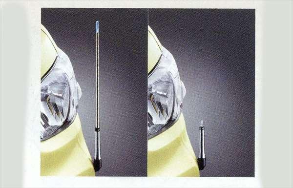 『タント』 純正 LA600S コーナーコントロール(手動伸縮式) パーツ ダイハツ純正部品 フェンダーポール フェンダーライト tanto オプション アクセサリー 用品