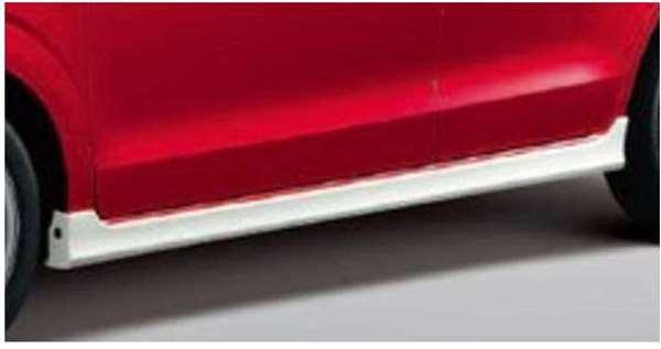サイドアンダースポイラー アルトワークス HA36S スズキ純正 alto パーツ 部品 オプション
