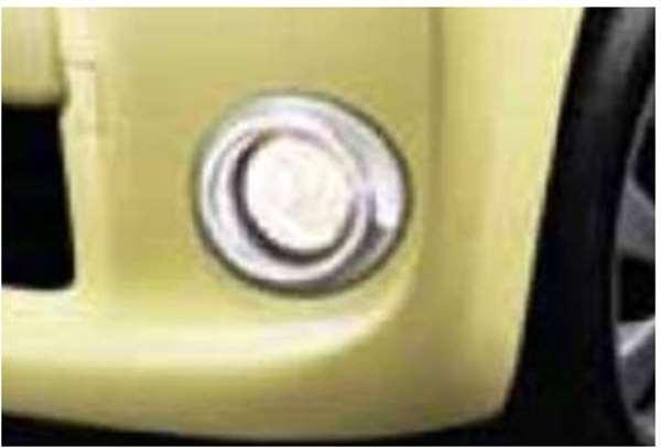 『タント』 純正 LA600S LA610S メッキ ハロゲンフォグランプキット本体のみ ※スイッチキットは別売 パーツ ダイハツ純正部品 フォグライト 補助灯 霧灯 tanto オプション アクセサリー 用品