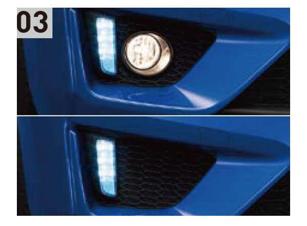ビームライト 08V30-T5A-A00 フィット GP5 GP6