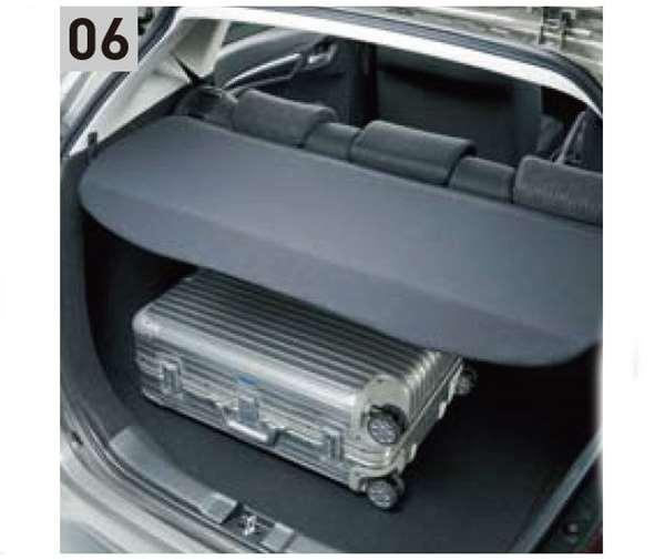 『フィット』 純正 GP5 GP6 ラゲッジカバー パーツ ホンダ純正部品 FIT オプション アクセサリー 用品