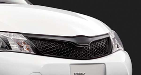 『カローラフィールダー』 純正 ZRE162G NZE1 スポーツグリル パーツ トヨタ純正部品 fielder オプション アクセサリー 用品