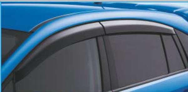 『XV』 純正 GP7 ドアバイザー パーツ スバル純正部品 オプション アクセサリー 用品