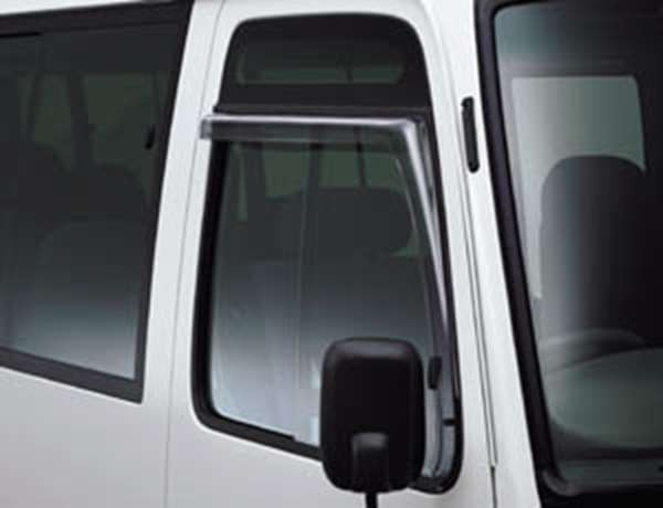 サイドバイザー 運転席用 コースター XZB51