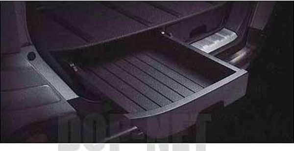 『エクストレイル』 純正 T31 NT31 TNT31 DNT31 ウォッシャブルラゲッジアンダートレイ(引き出し式:左側) GBWN1 パーツ 日産純正部品 X-TRAIL オプション アクセサリー 用品