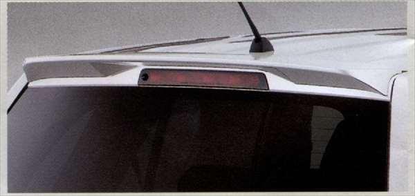 『エスクード』 純正 TDA4W ルーフエンドスポイラー パーツ スズキ純正部品 ルーフスポイラー リアスポイラー escudo オプション アクセサリー 用品