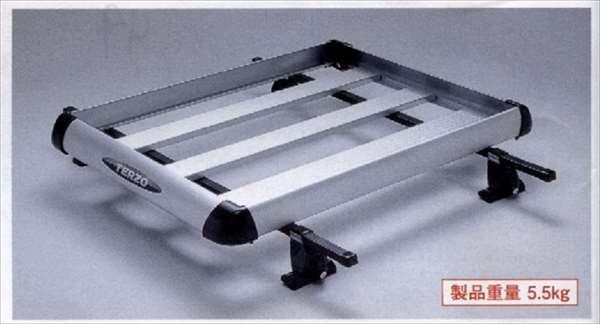 『エスクード』 純正 TDA4W TERZO製 ルーフラックアタッチメント(アルミ) パーツ スズキ純正部品 キャリア別売り escudo オプション アクセサリー 用品
